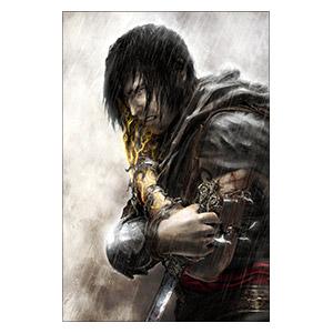 Prince of Persia. Размер: 20 х 30 см
